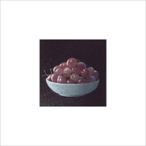 Ciotola di ciliegie, 2013, tecnica mista, cm 12x12