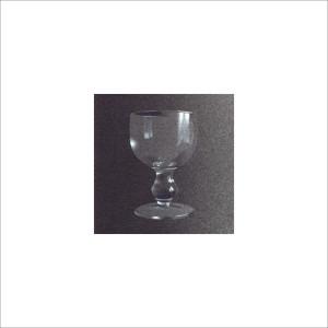 Vecchio bicchiere, 2013, tecnica mista, cm 12x12