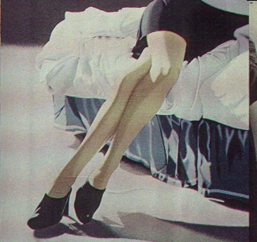 10, 1994, tecnica mista su carta, cm 100x100