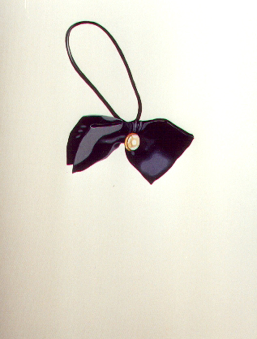 Papillon, 1983, acquerello, cm 20x30