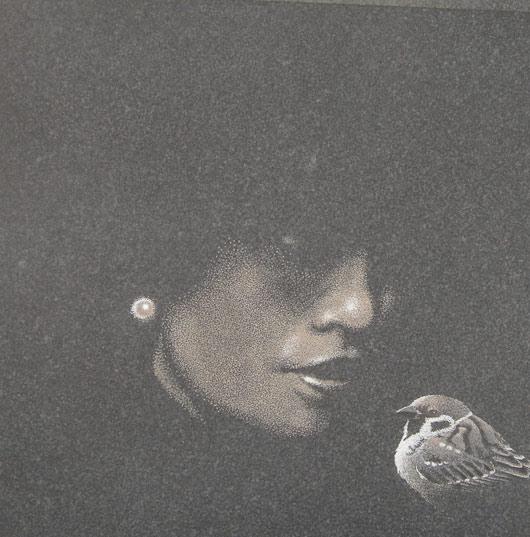 Stupore, 2011, tecnica mista, cm 23x23