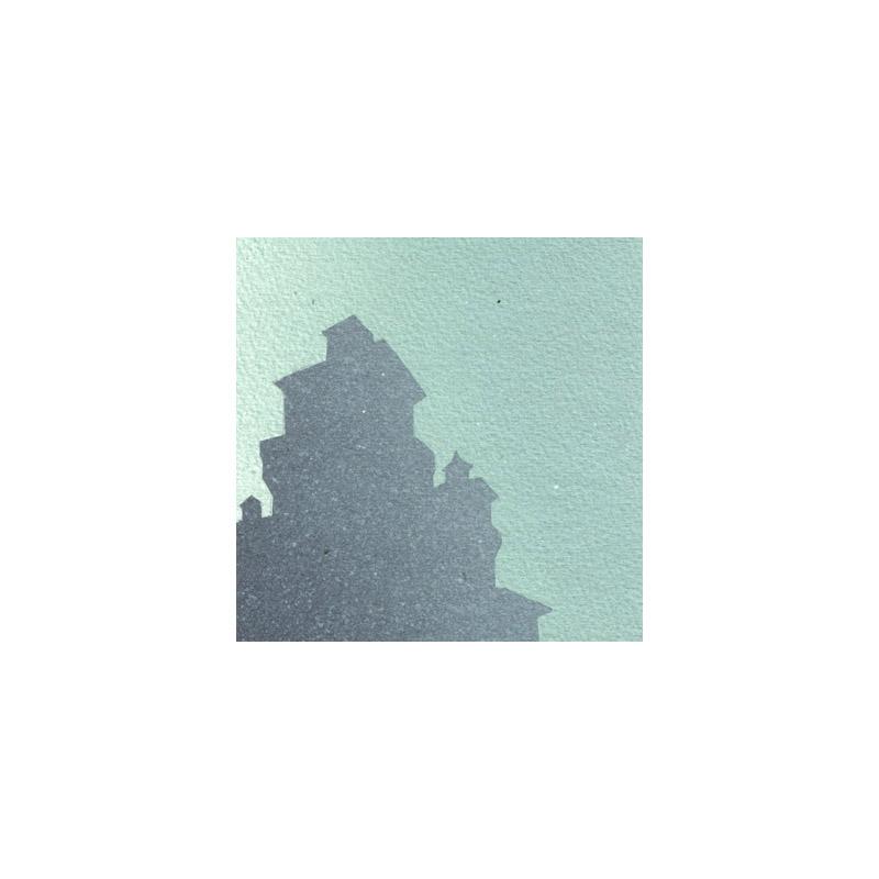 Castello, 2014, tecnica mista, cm 12×12