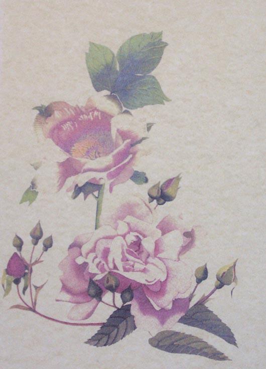 Tavola 6, 1998, tecnica mista su carta, cm 25x35