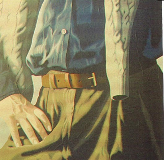 11, 1994, tecnica mista su carta, cm 100x100