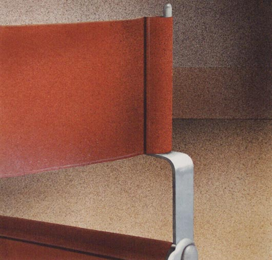 Schiena, 2002, tecnica mista su carta, cm 51x51