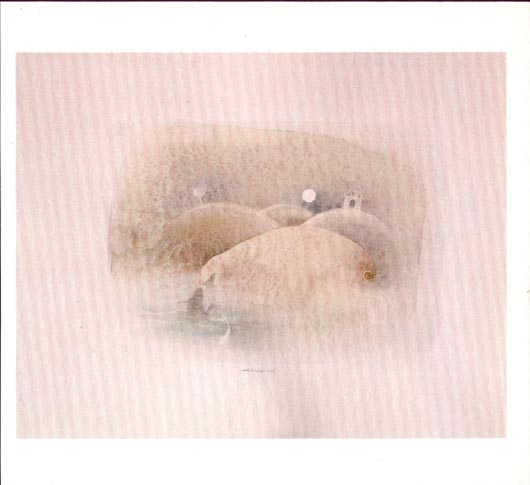 Fabula, 1986, acquerello, cm 20x30