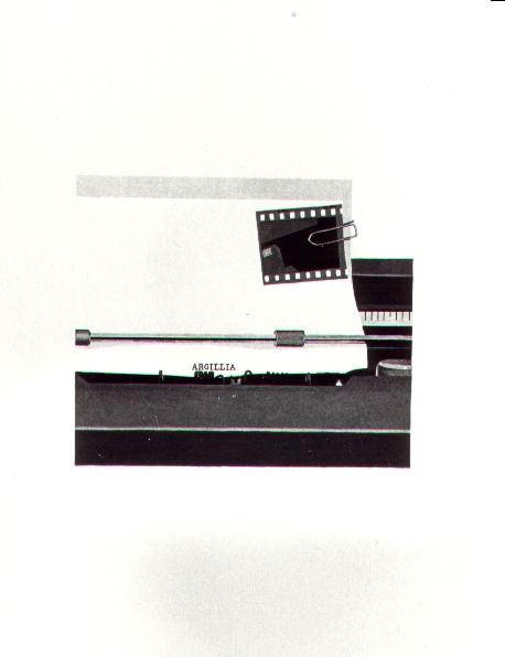 Argillia, 1984, acquerello, cm 30x50