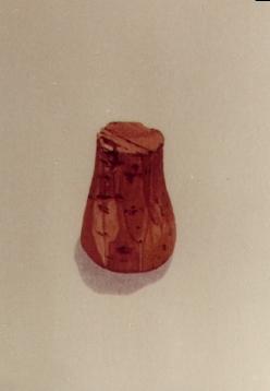 Tappo, 1980, acquerello, cm 20x30