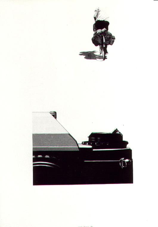 Foto 3, 1984, acquerello, cm 30x50