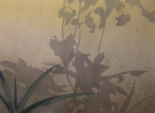 Agave, 2016, tecnica mista su carta, cm 50x70